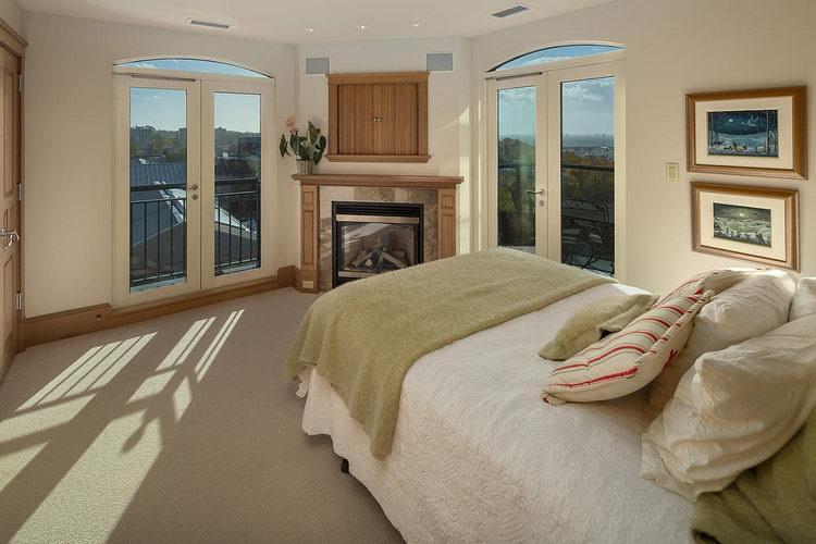 paint victoria penthouse bedroom